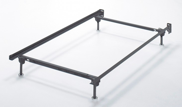 Frames and Rails Twin/Full Bolt on Bed Frame