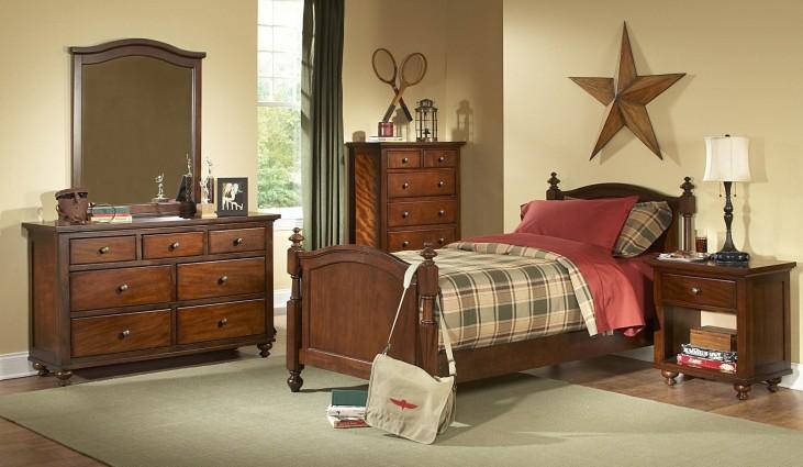 Aris Youth Bedroom Set