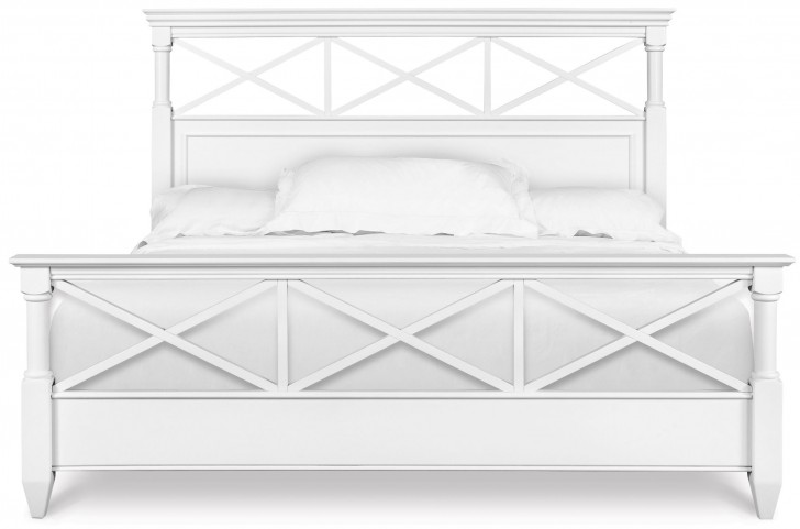 Kasey King Panel Bed
