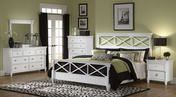 Kasey Panel Bedroom Set