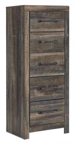 Drystan Multi Panel Storage Bedroom Set