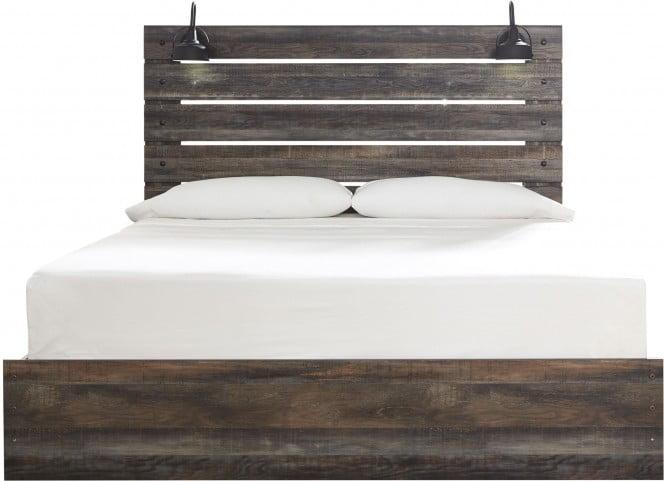 Drystan Multi Queen Panel Bed