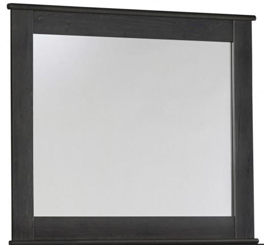 Brinxton Black Bedroom Mirror