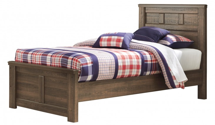 Juararo Full Panel Bed