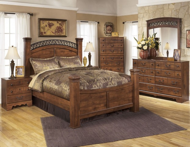 Timberline Bedroom Set From Ashley Furnitureetc Com