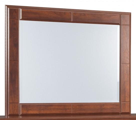 Brittberg Reddish Brown Bedroom Mirror