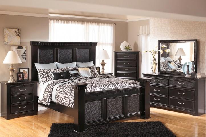 Cavallino Mansion Bedroom Set