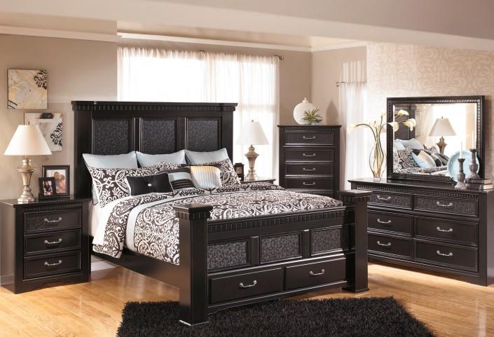 Cavallino Mansion Storage Bedroom Set