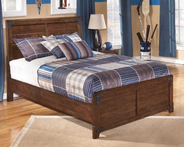 Delburne Full Panel Bed