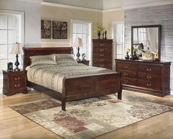 Alisdair Youth Sleigh Bedroom Set