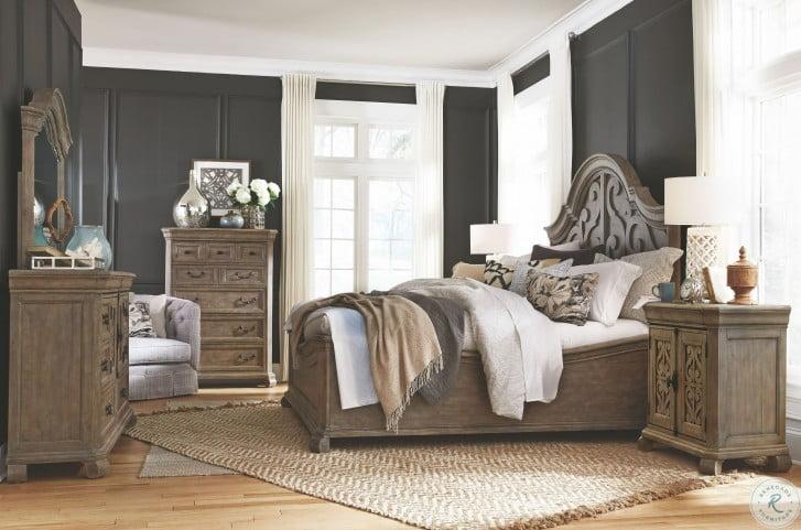 Tinley Park Dove Tail Grey Drawer Dresser
