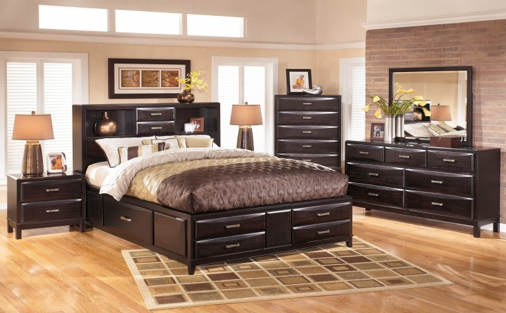 Kira Storage Bedroom Set