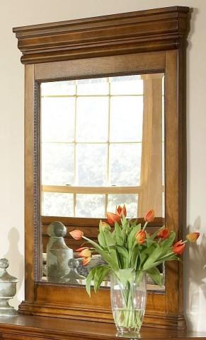 Shenandoah American Oak Vertical Mirror