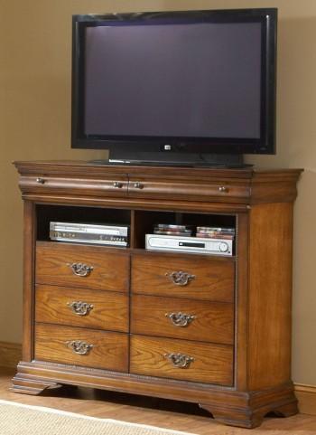 Shenandoah American Oak 8 Drawer HD Chest,