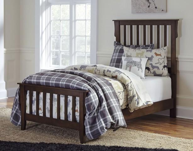 Strenton Twin Panel Bed