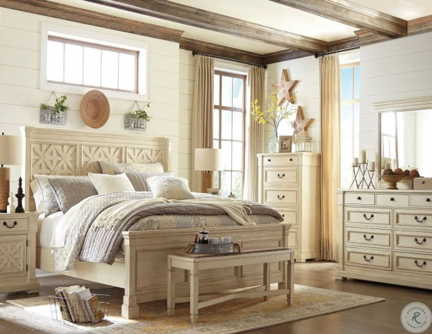 Bolanburg White Panel Bedroom Set From Ashley Coleman Furniture