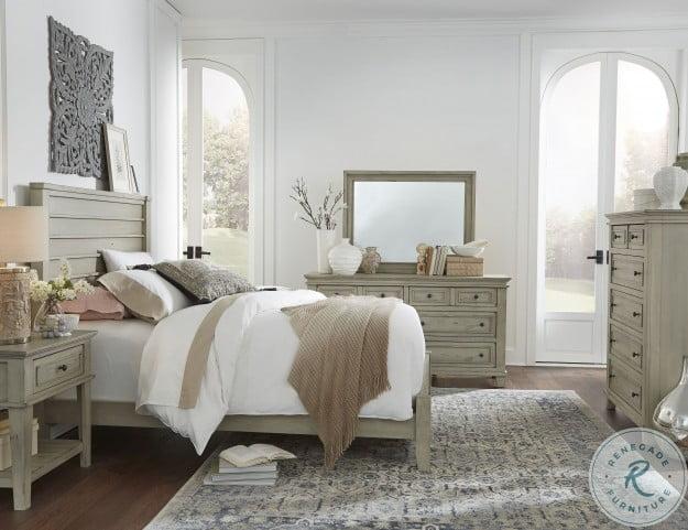 Harcourt Linen Queen Panel Headboard From Progressive Furniture Coleman Furniture