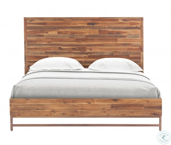 Bushwick Wooden Queen Platform Bed