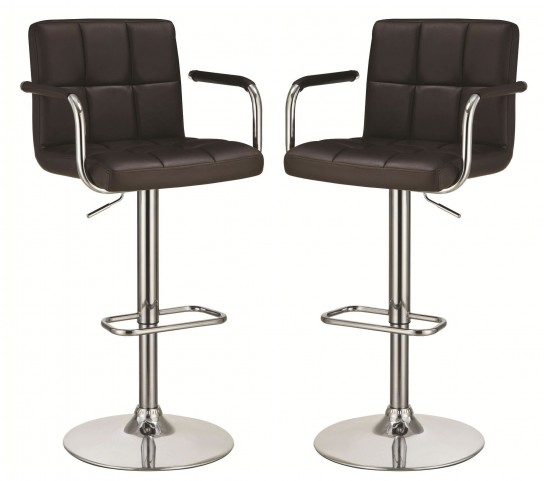 121099 Bar Stool Set of 2