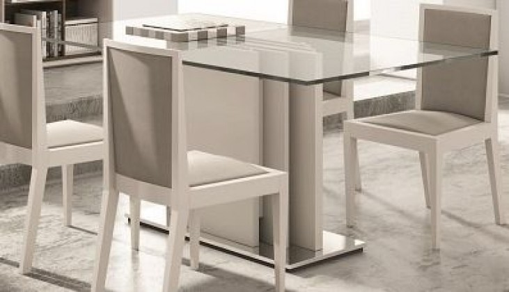 Composition 205 Rectangular Dining Table