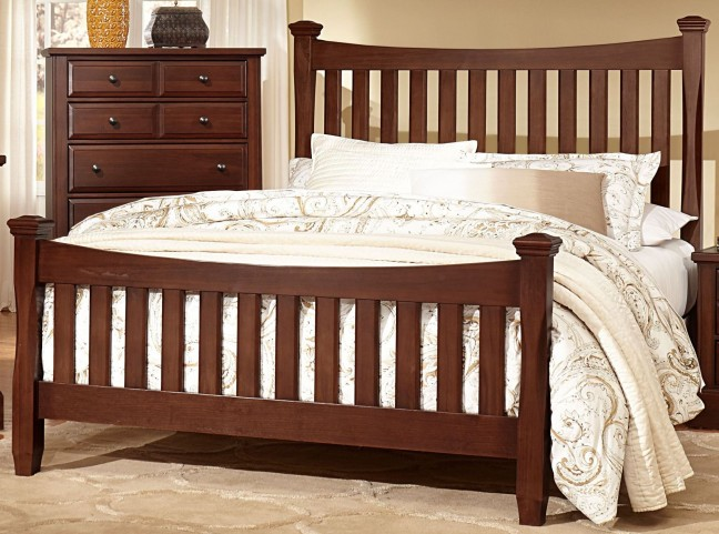 Bedford Cherry King Poster Bed