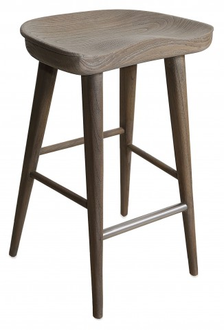 Balboa Driftwood Counter Stool