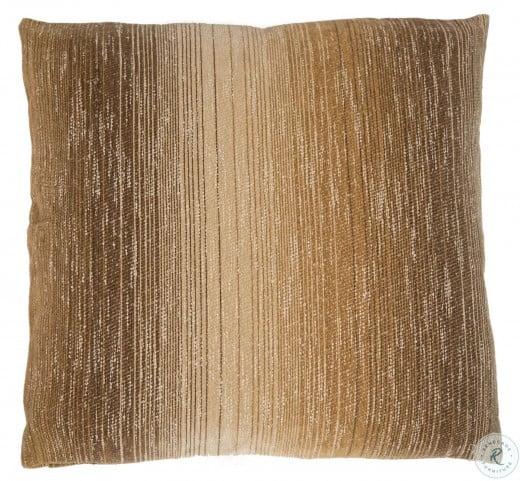 "Stella Sand 22"" Square Pillow"