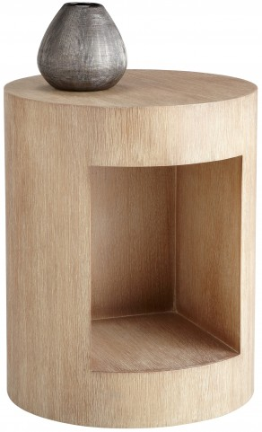 Beacon Driftwood End Table