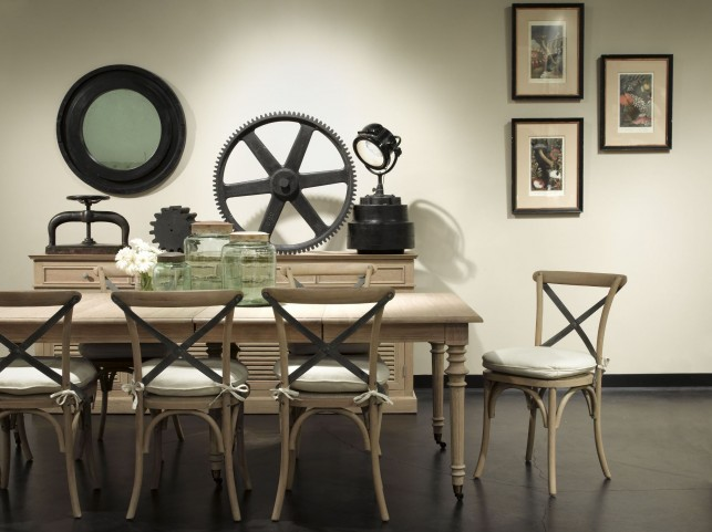 Belmont Extendable Dining Room Set