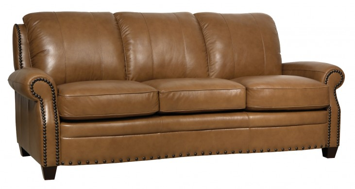 Bennett Italian Leather Sofa