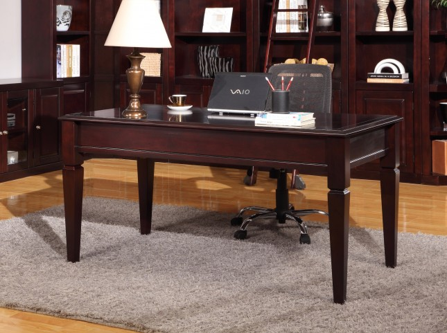 Boston Merlot Writing Desk