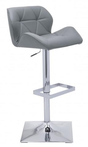 Boulton Grey Adjustable Barstool