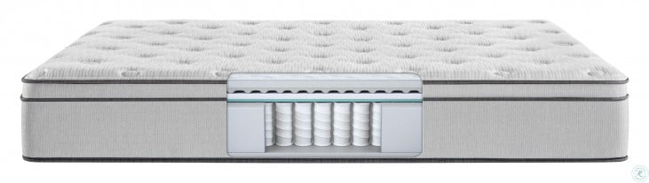 Beautyrest Promo BR800 Plush Euro Top Twin Size Mattress With Foundation