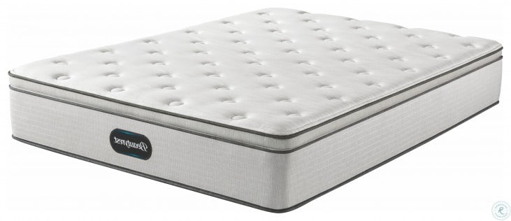 Beautyrest Promo BR800 Plush Pillow Top Twin Size Mattress