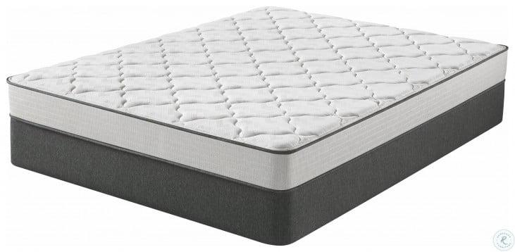 Beautyrest BR Foam Medium Twin Size Mattress With Foundation