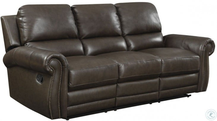 Groovy Branson Rich Dark Brown Leather Sofa Sleeper Gmtry Best Dining Table And Chair Ideas Images Gmtryco