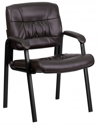Bonded Leather Reception Chair
