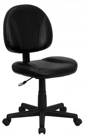 Black Ergonomic Task Chair