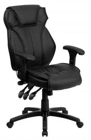 1000519 High Back Black Executive Office Chair