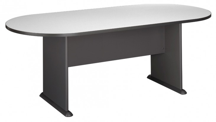 Series A Slate 82 Inch Racetrack Conference Table