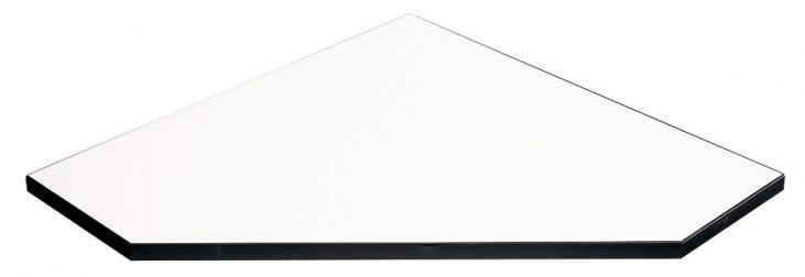 Aspen White Spectrum Corner Connector