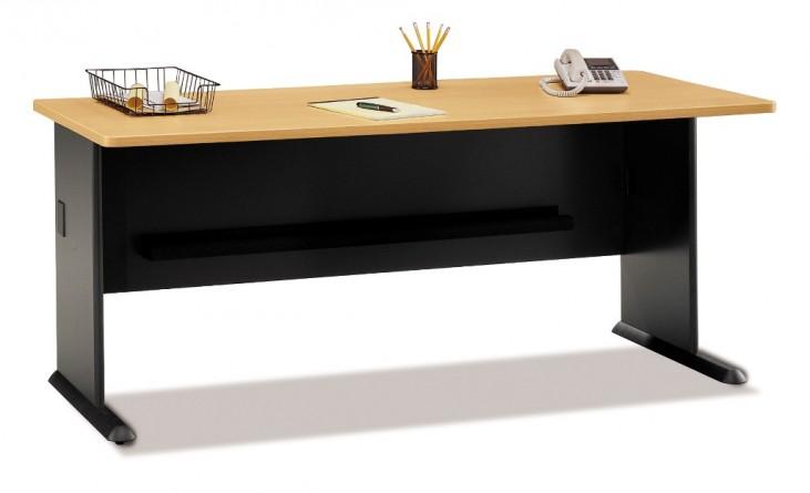 Series A Beech 72 Inch Desk