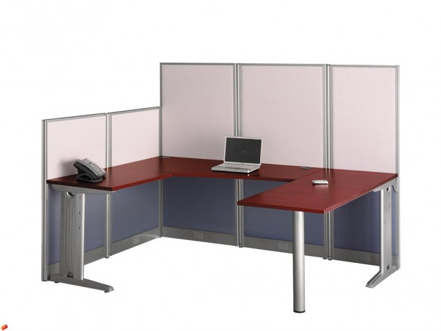 Office-in-an-Hour U-Workstation