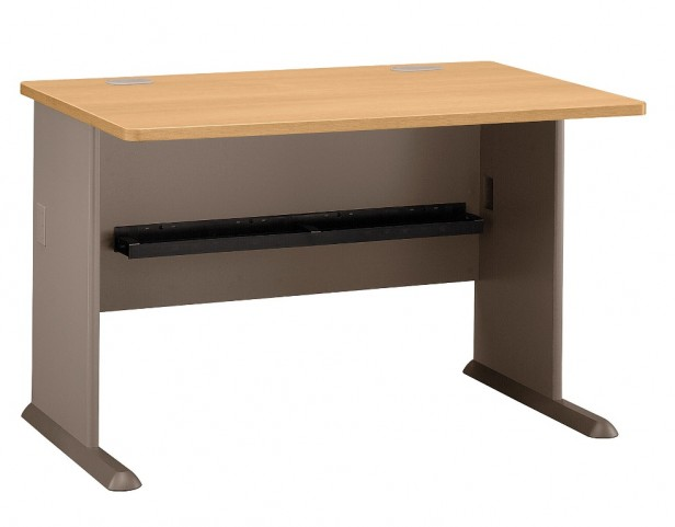 Series A Light Oak 48 Inch Desk
