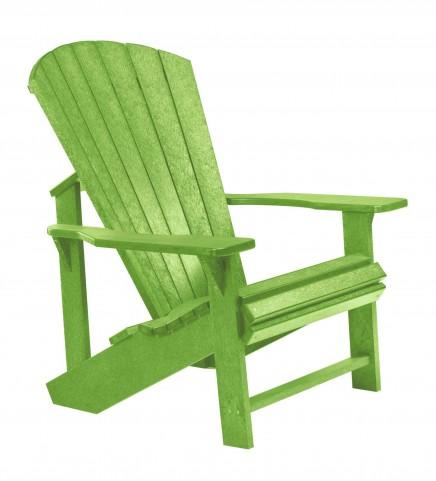 Generations Kiwi Lime Adirondack Chair