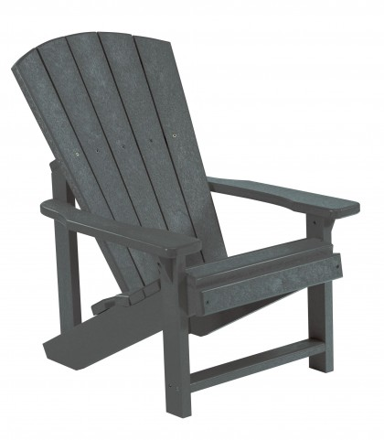 Generations Slate Kids Adirondack Chair
