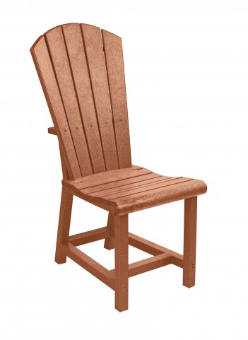Generations Cedar Adirondack Dining Side Chair