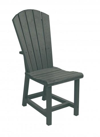 Generations Slate Adirondack Dining Side Chair