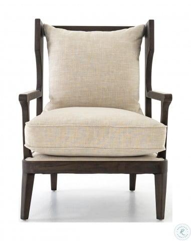 Abbott Cambric Ivory Lennon Chair