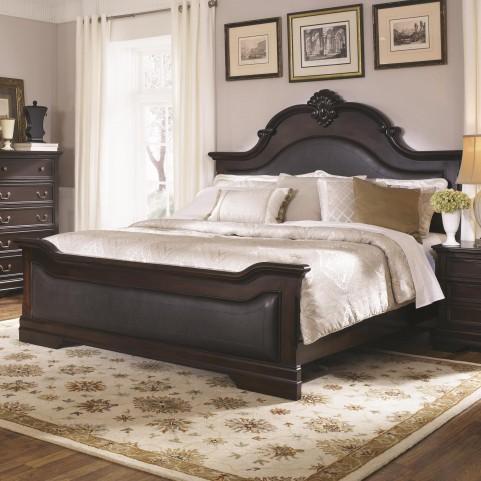 Cambridge Queen Panel Bed
